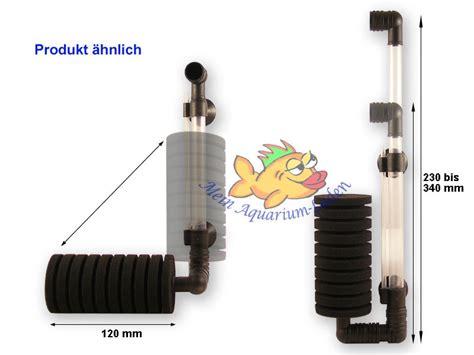 Lu Uv Buat Aquarium xy 2821 bio schwammfilter mittel verstellbar innenfilter