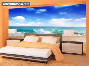 wall murals beach 48 scenery wallpaper beach scene wallpaper for walls