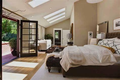 neutral bedroom ideas 35 spectacular neutral bedroom schemes for relaxation 12695 | Neutral Bedroom Design Ideas 09 1 Kindesign