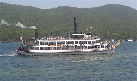 steamboat lake george lake george steamboat company wikipedia