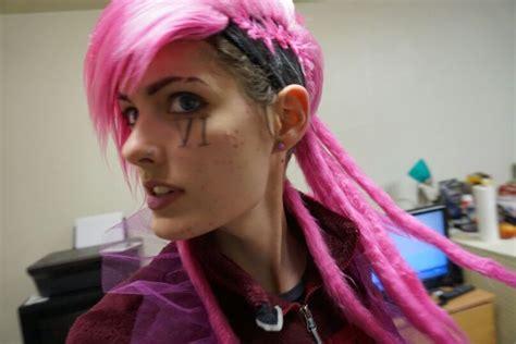 weft tutorial wig yarn wigs cosplay amino
