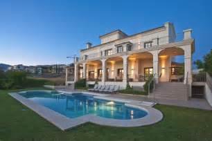 Villa Home The Beautiful Casa Villa Flamingo In Marbella Spain