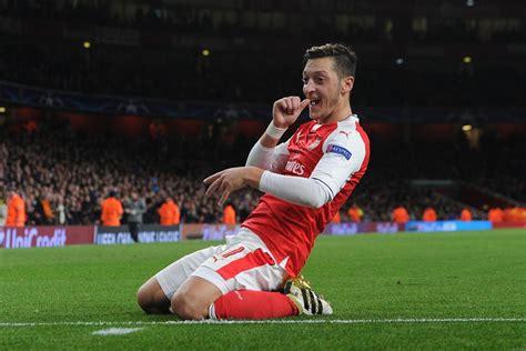 Home Design Books 2016 by Arsenal 6 Ludogorets Razgrad 0 Report Mesut Ozil Hits Hat
