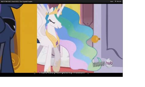 discord zalgo zalgo viewing profile brohoofs mlp forums page 3