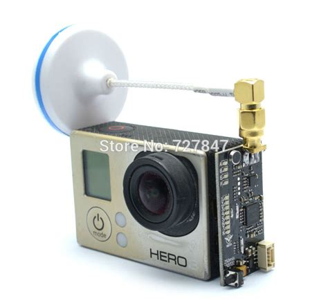 Gopro Rp light l250 5 8g 250mw vtx fpv transmitter with connecting