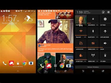 htc themes uninstall htc one m8 themes youtube