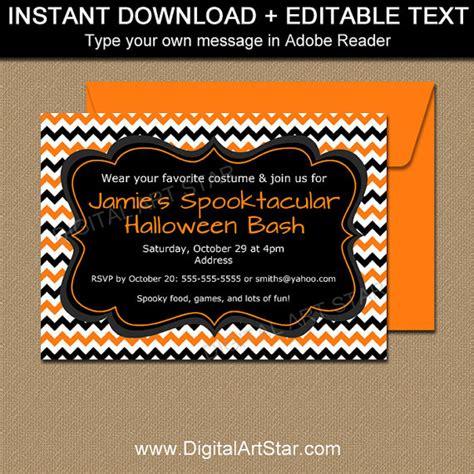 diy printable halloween invitations diy halloween invitation template printable halloween