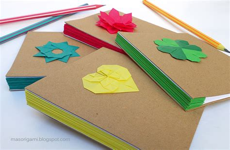 Origami For Books - origami libretas de origami blizzard books
