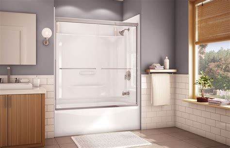 doccia con vasca da bagno vasca doccia combinata la soluzione perfetta tutto in uno