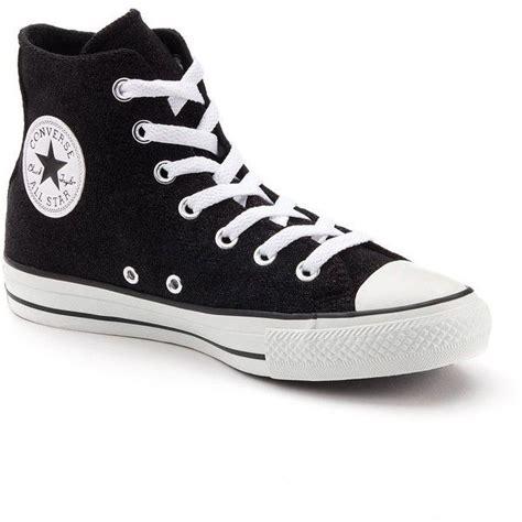 Converse Shoes High Black black converse high tops www pixshark images