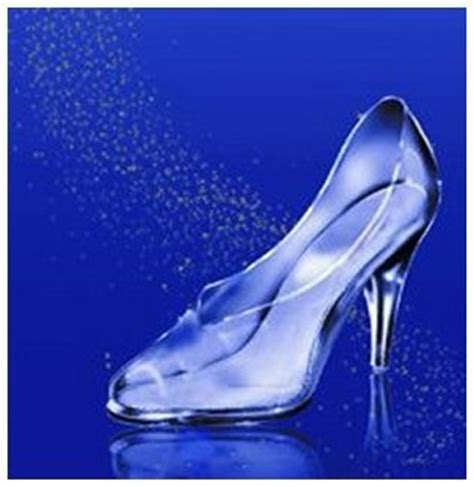glass slipper meaning why i see through this ho soul like cinderella faithfool