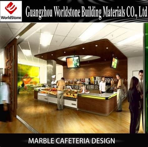 hotel coffee shop design hot sales buffet counter for hotel coffee shop design