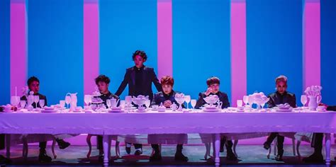 exo music video exo returns with music videos for lucky one and monster
