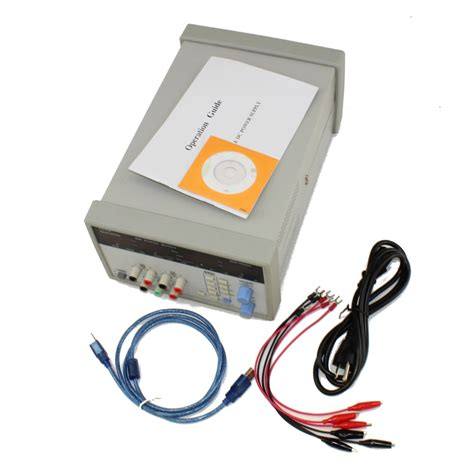 32 Volt Dc Power Supply by 32 Volt Dc Programmable Output Power Supply 5 S