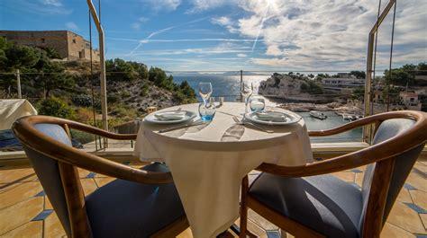 restaurant mer restaurant de poissons avec vue panoramique sur marseille