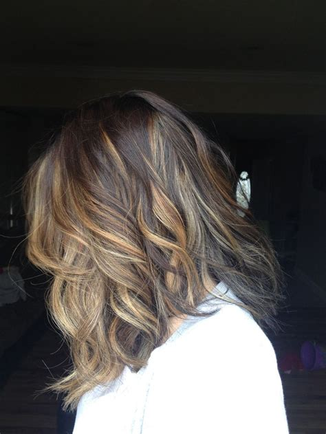 clavicle length ombre hair obsessed sombre ombr 233 highlights brown hair blonde