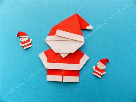tutorial origami babbo natale 27 best paper folding images on pinterest diy origami