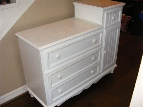 bassett baby changing table bassett baby changing table for sale
