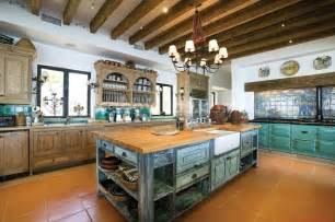 mexican kitchen designs spicy mexican contemporary kitchens decorated with rustic