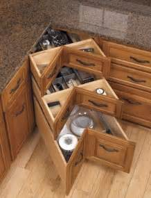 Corner Drawer Kitchen Cabinet Kitchen Corner Cabinet Storage Ideas 2017