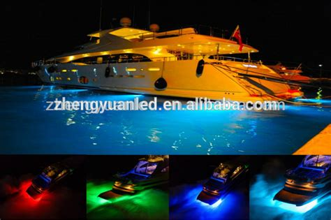 boat trailer lights in water dc12v 18w submersible led boat trailer lights water proof