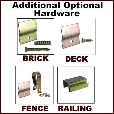 window box brackets for brick optional brackets for fiberglass supreme boxes only
