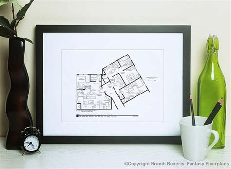seinfeld apartment floor plan seinfeld and kramer apartment floor plan tv show