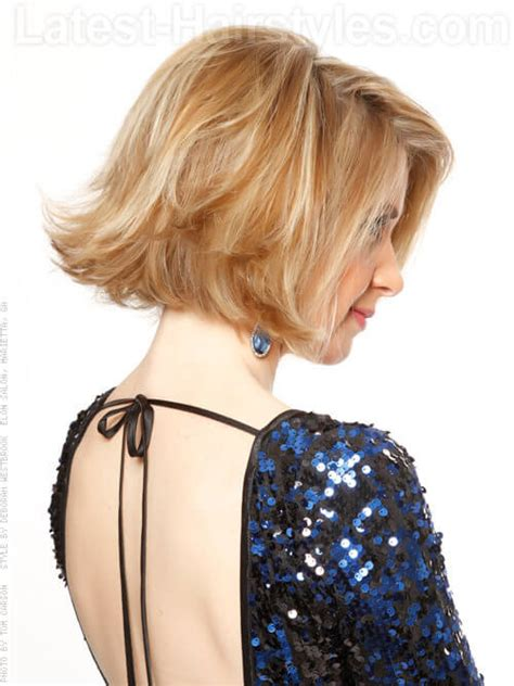 medium length bob with flipped ends 40 short haircuts that ll make you grab your scissors