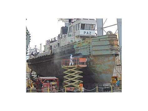 tug boat depot gallery ontario protective coatings