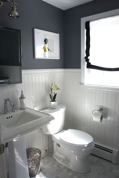 Ideas Bathroom Half Bathroom Ideas Gray Info Home And Furniture