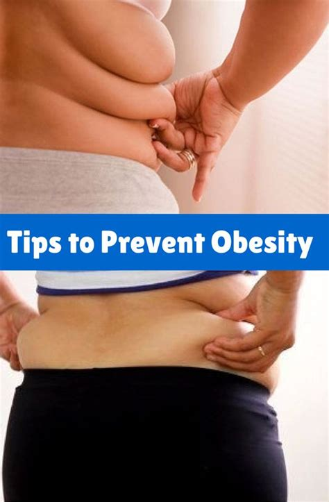 10 Ways To Avoid Obesity by How To Prevent Obesity