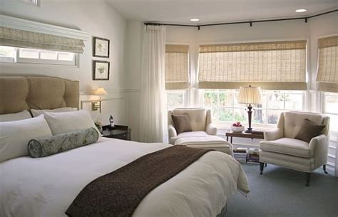 Bedroom Design Ideas With Bay Windows 20 Beautiful Bedrooms With Bay Windows