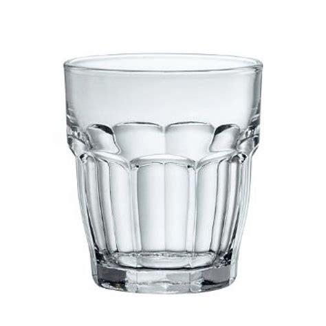 bicchieri bar bicchiere juice rock bar bormioli temperato