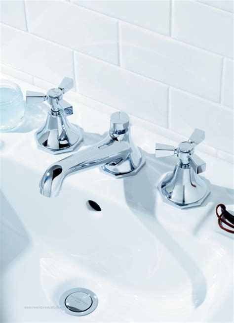 Waterworks Bathroom Fixtures Waterworks Offerings Traditional Bathroom Faucets And Showerheads San Diego By Cabochon