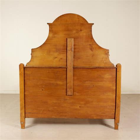 letto ciliegio letto in ciliegio mobili in stile bottega 900