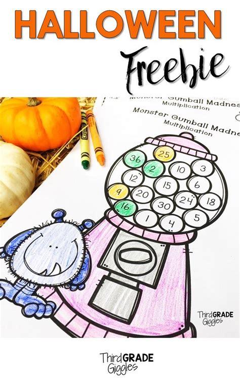 Math Student And Halloween On Pinterest | 5785 best halloween math ideas images on pinterest