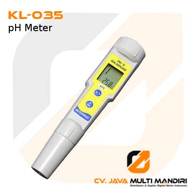 Alat Pengukur Nilai Ph alat pengukur ph ph meter digital meter indonesia