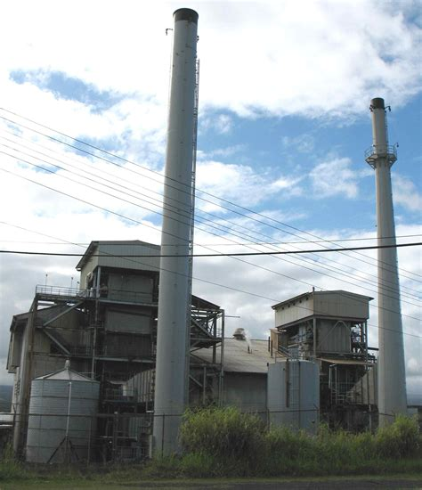 hawaii island electric company helco other big island companies fined for pollution