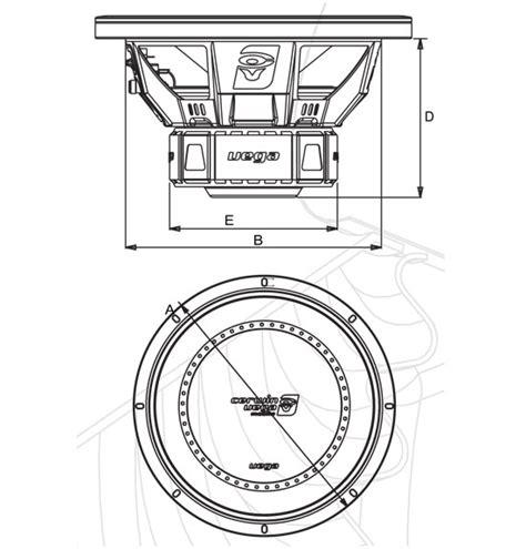cerwin 21 inch subwoofer wiring diagrams repair