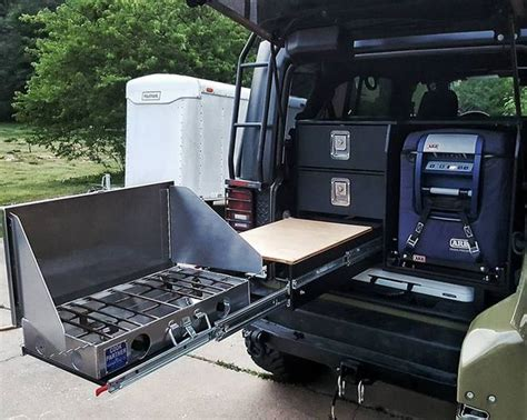 overland jeep kitchen s compact diy cing kitchen system means better