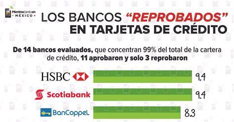 comparador bancos comparador de tarjetas de credito banco de mexico