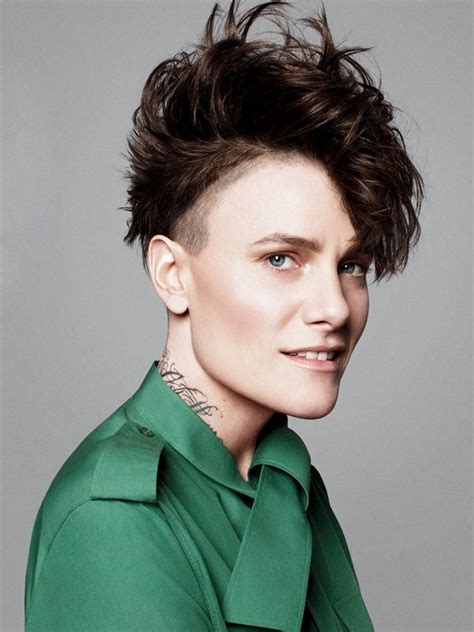 androgynous model ruby rose orange is the new black androgynous models