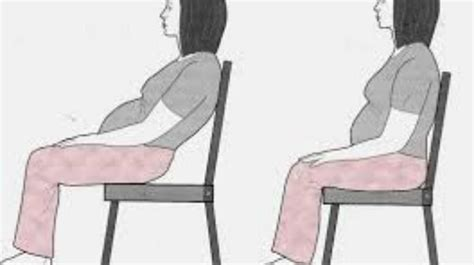 how to get comfortable while pregnant best sitting postures during pregnancy