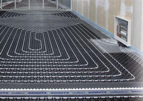 riscaldamento a pavimento ristrutturazione schu tz r50 l 180 impianto di riscaldamento a pavimento per