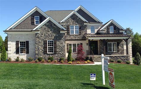 home builder com custom home exteriors brian thompson homes nc home builder