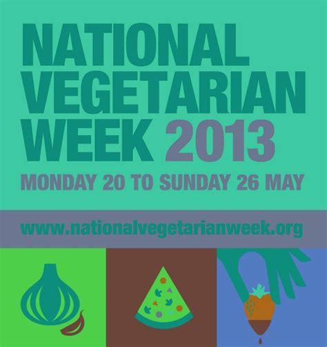 National Vegetarian Week 21 27 May by National Vegetarian Week Grilled Vegetable Tian April