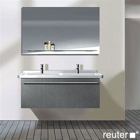 Wash Basin Vanity Unit by Duravit X Large Vanity Unit With 1 Pullout Compartment For