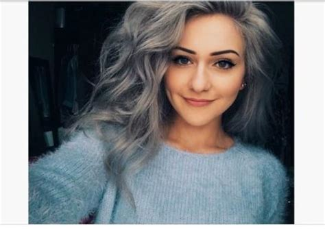 young black women with gray hair styles grey ombre hair black girl newhairstylesformen2014 com