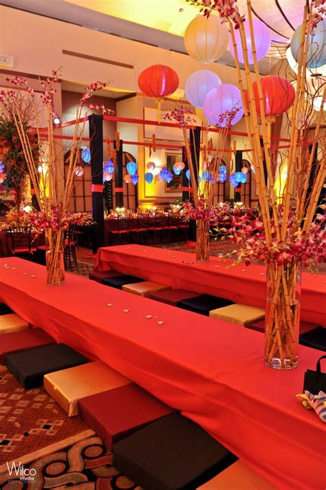 japanese themed events 25 best images about bar mitzvah theme japanese garden on