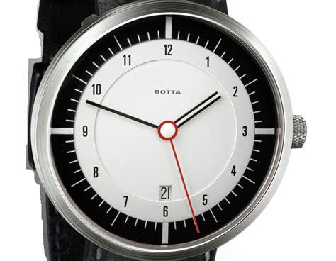 argos automatic s w date by botta design 631010